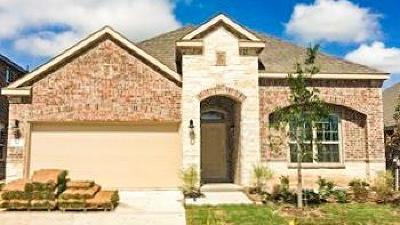 Celina Single Family Home For Sale: 2920 Open Range Drive