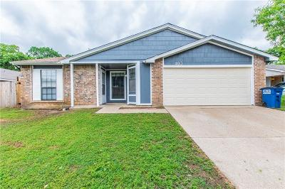 Euless TX Single Family Home For Sale: $209,900
