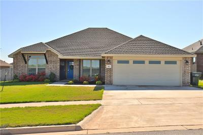 Abilene Single Family Home Active Option Contract: 7563 Tuscany Drive