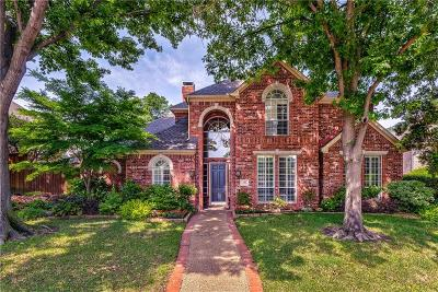 Coppell Single Family Home Active Contingent: 143 Tennyson Place