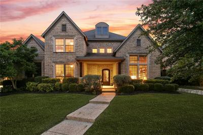 Frisco Single Family Home Active Option Contract: 11925 Ashaway Lane