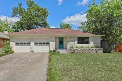 Dallas County Single Family Home For Sale: 9656 Lynbrook Drive