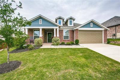 Wylie Single Family Home For Sale: 1605 Roberts Ravine Road