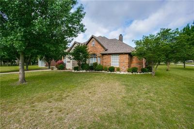 Wylie Single Family Home For Sale: 1240 Fm 544