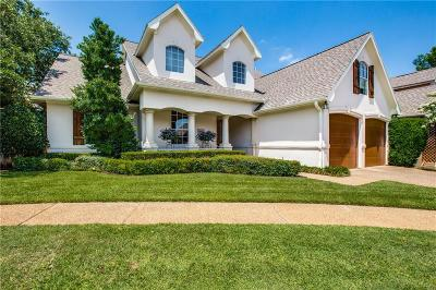 Single Family Home For Sale: 4007 Wellingshire Lane