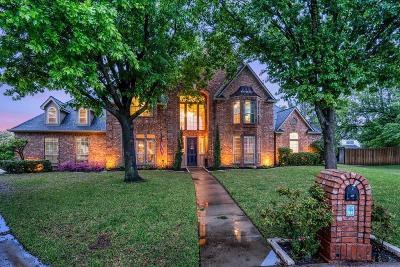 Southlake Single Family Home For Sale: 800 Ridgedale Court
