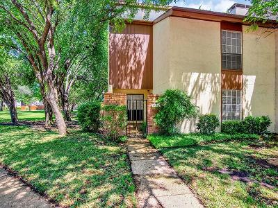 Lake Highlands Townhouse Active Contingent: 9614 Amberton Parkway