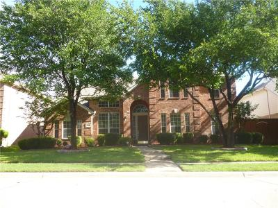 Plano Single Family Home For Sale: 3329 Spring Mountain Drive