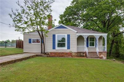 Denison Single Family Home For Sale: 1531 W Main Street
