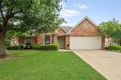 Wylie Single Family Home Active Option Contract: 3008 Margot Court