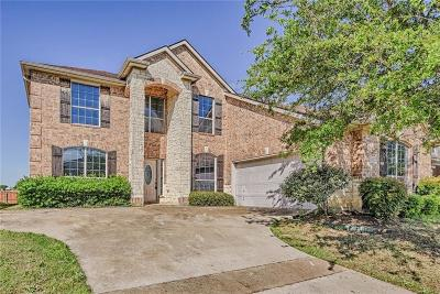 Tarrant County Single Family Home For Sale: 7812 Longbow Lane