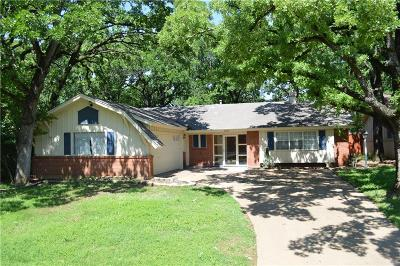 Tarrant County Single Family Home For Sale: 2809 Hollywood Drive