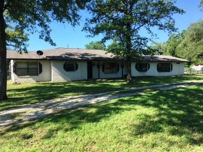 Teague Single Family Home For Sale: 1223 Us Highway 84 W