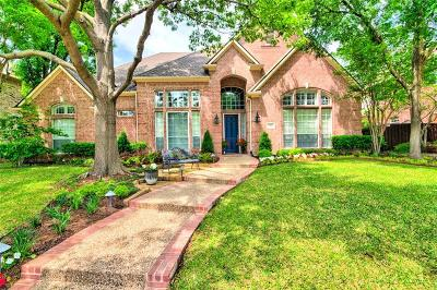 Richardson Single Family Home For Sale: 3411 White Oak Drive