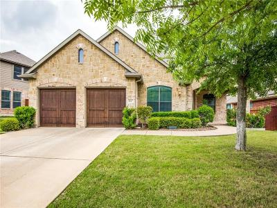 Fort Worth Single Family Home For Sale: 9617 Birdville Way