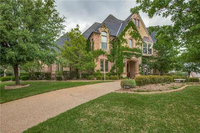 Colleyville Single Family Home Active Contingent: 500 Lavaca Trail