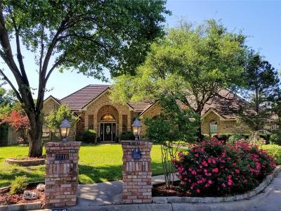 Colleyville Single Family Home Active Contingent: 3716 Brentwood Court