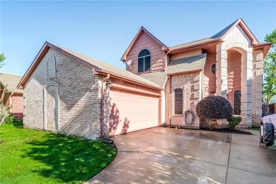 Fort Worth Single Family Home For Sale: 9069 Stillwater Trail