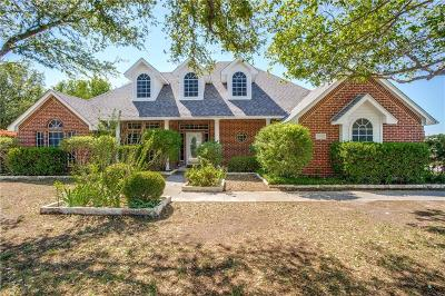 Haslet Single Family Home Active Option Contract: 13633 Bates Aston Road