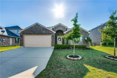 Sanger Single Family Home Active Option Contract: 3022 Lake Ridge Drive