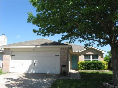 Anna Single Family Home Active Option Contract: 801 Live Oak Drive