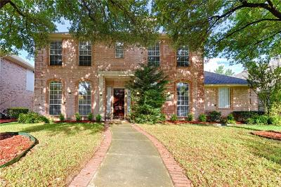 Plano Single Family Home For Sale: 8509 Bradford Drive
