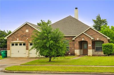 Cedar Hill Single Family Home For Sale: 1514 Forest Creek Drive