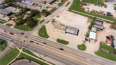 Denton Commercial For Sale: 3601 E University Drive