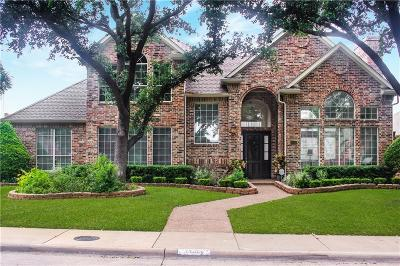 Dallas Single Family Home For Sale: 4819 Holly Tree Drive