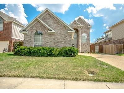 Irving Single Family Home For Sale: 703 Marble Canyon Circle