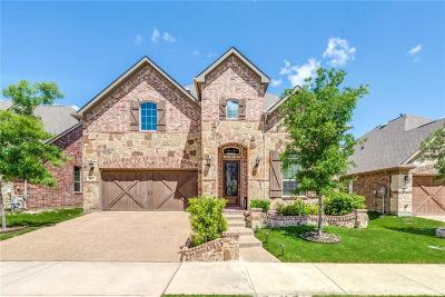 Euless Single Family Home For Sale: 405 Dominion Drive