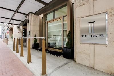 Fort Worth Condo For Sale: 500 Throckmorton Street #1102
