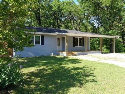 Single Family Home For Sale: 106 Bluebonnet Drive