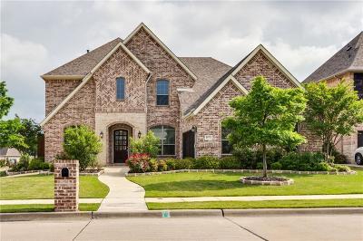 Keller Single Family Home For Sale: 1074 Woodford Drive