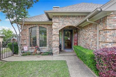Fort Worth Single Family Home For Sale: 8514 Fairway Drive