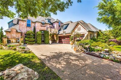 Rowlett Single Family Home For Sale: 9813 Fairway Vista Drive