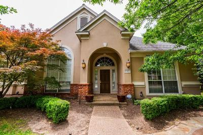 Southlake Single Family Home For Sale: 1317 Palo Duro Trail