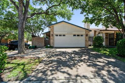 Garland Single Family Home Active Contingent: 2924 Antares Circle