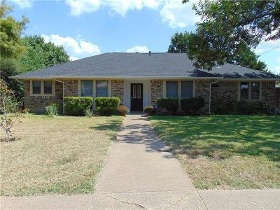 Lewisville Single Family Home For Sale: 1901 Sierra Drive