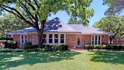 Arlington Single Family Home For Sale: 2725 Sunrise Drive