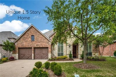 McKinney Single Family Home For Sale: 8104 Ravencliff Drive