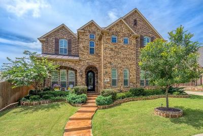 Fort Worth TX Single Family Home For Sale: $599,000