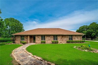 Keller Single Family Home For Sale: 1109 Keller Smithfield Road S