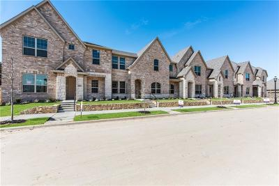 North Richland Hills Townhouse For Sale: 6524 Iron Horse Boulevard