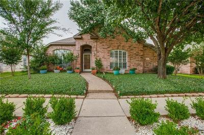 Lewisville Single Family Home For Sale: 1125 Christopher Lane