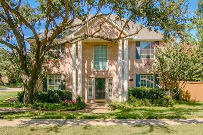 Coppell Single Family Home For Sale: 938 Fountain Drive