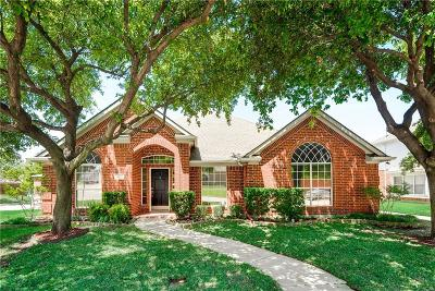 Lewisville Single Family Home For Sale: 401 Ridge Point Drive