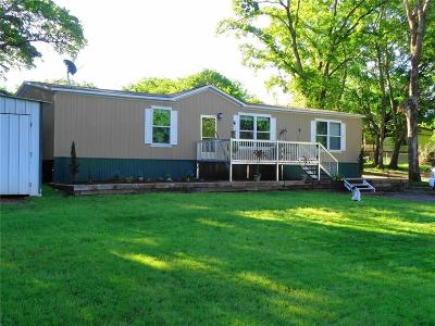 Mabank Single Family Home For Sale: 129 Shady Trail