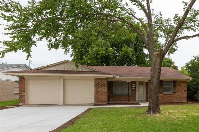 Mesquite Single Family Home For Sale: 2614 Eastridge Drive