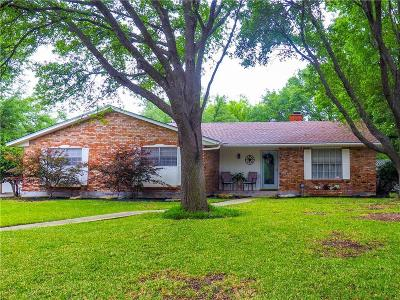 Brownwood Single Family Home Active Option Contract: 105 Parkview Terrace